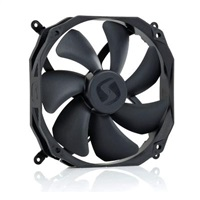 SilentiumPC přídavný ventilátor Sigma Pro 140 140/140mm fan/ ultratichý 10,9dBa
