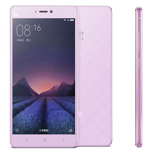 Xiaomi Mi4S Pink/ 5´´ IPS 1920x1080/1,5GHz HC/3GB/64GB/SD/2xSIM/FP/LTE/13MPx/3260mAh