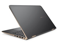 HP Spectre 13-v003nc, Core i7-6500U dual, 13.3 FHD, Intel HD, 8GB LP-DDR3 on-board, 512GB M.2 PCIe, W10, Dark Ash Silver
