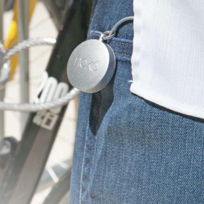 Noke Keyfob dálkový klíč - černý