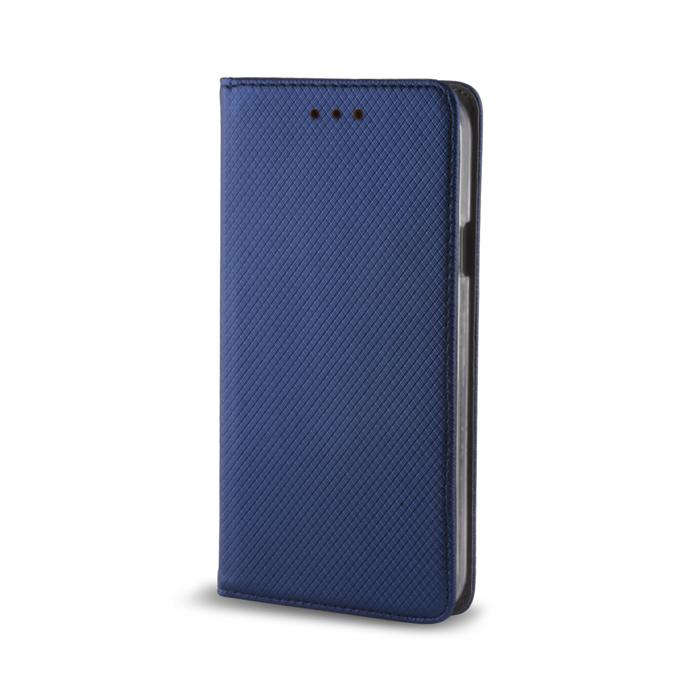 Pouzdro s magnetem HTC 626/626G dark blue