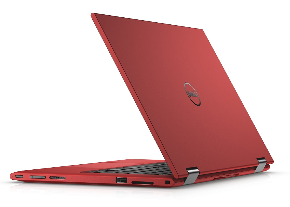 "DELL Inspiron 11z 3158 11"" HD Touch i3-6100U/4G/500GB/HD/MCR/HDMI/USB/W10/2RNBD/Červený"