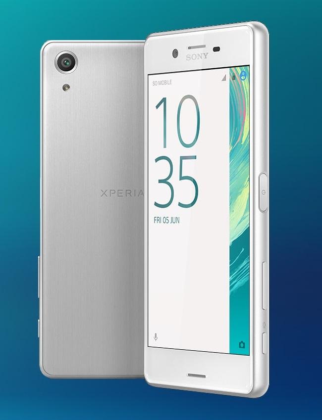 Sony Xperia X F5121 White