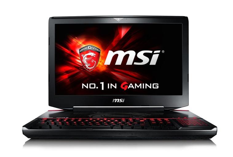 "MSI GT80S 6QE-283CZ Titan SLI /i7-6820HK Skylake/32GB/2x256 SSD+1TB 7200/BDW/2xGTX980M 8GB/18.4""FHD IPS/Win10"