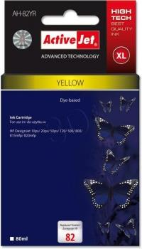 Kazeta ActiveJet AH-913 yellow | HP C4913A