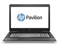 """HP Pavilion Gaming 17-ab000nc/Intel i5-6300HQ/8GB/1TB + 128 GB SSD M.2/GF GTX 960M 4GB/17,3"""" FHD/Win 10/stříbrná"""