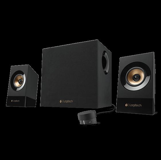 Logitech Repro Speaker Z533, 3.5mm, 120W (60W RMS), černá