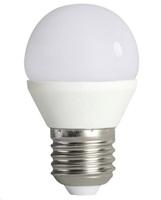 KANLUX LED žárovka BILO 6,5W, 600lm, E27, 3000K (teplá bílá)