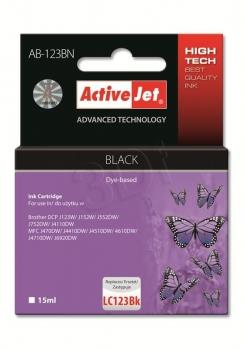 ActiveJet ink Brother LC123 / LC125Bk AB-123BN 15 ml