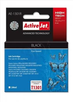 Ink ActiveJet AE-1301R | black | 24 ml | Epson T1301