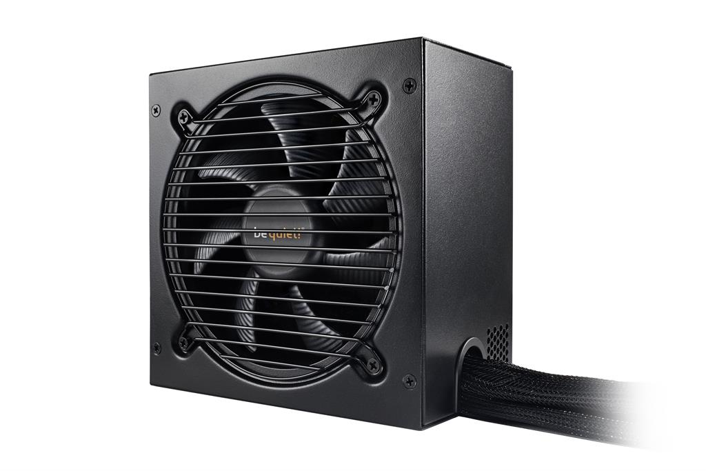 be quiet! Pure Power 9 500W, 80PLUS Silver, activePFC