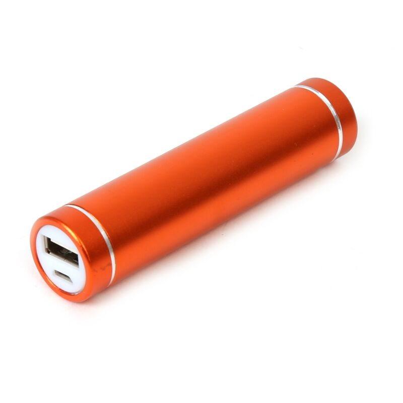 POWERBANK 2200mAh, mini, oranžová