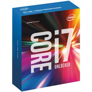 CPU INTEL Core i7-6850K (3.6GHz, 15M, LGA2011-v3)