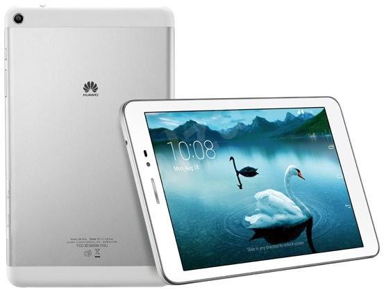 "HUAWEI MediaPad S8-701w 8"" Silver/White 8GB WiFi"