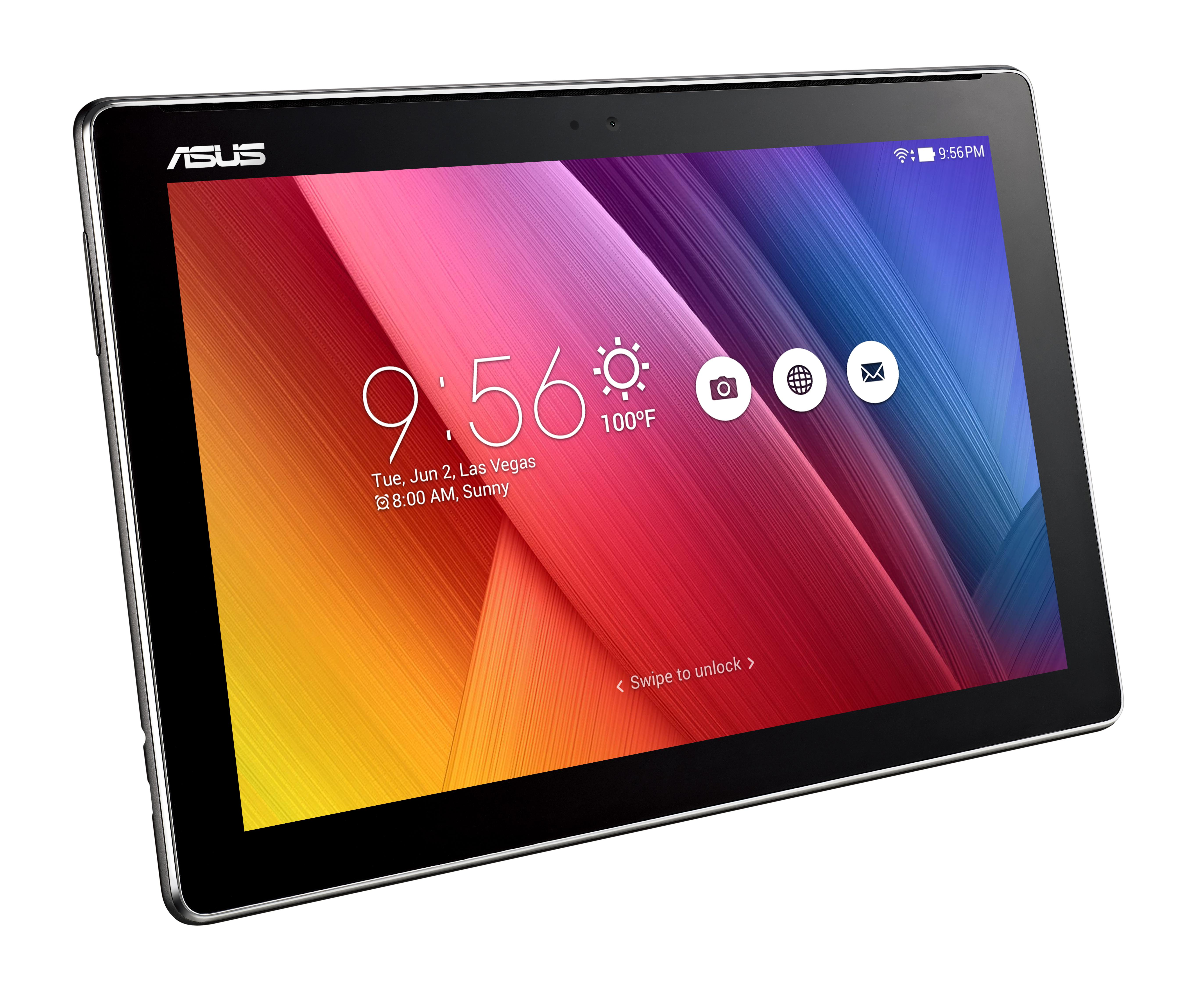 ASUS Zenpad 10.1/MTK8163/32G/2G/A M, černá