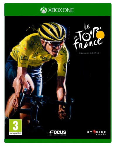 XBOX ONE - Tour de France 2016