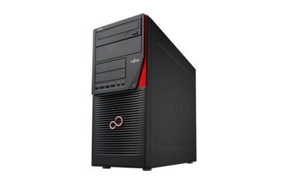 Fujitsu CELSIUS W550/E3-1220v5/2x4GB DDR4/1TB HDD/NVIDIA K620 2GB/RW/CardRead/KB900+opt. mouse/Win10Pro+Win7Pro