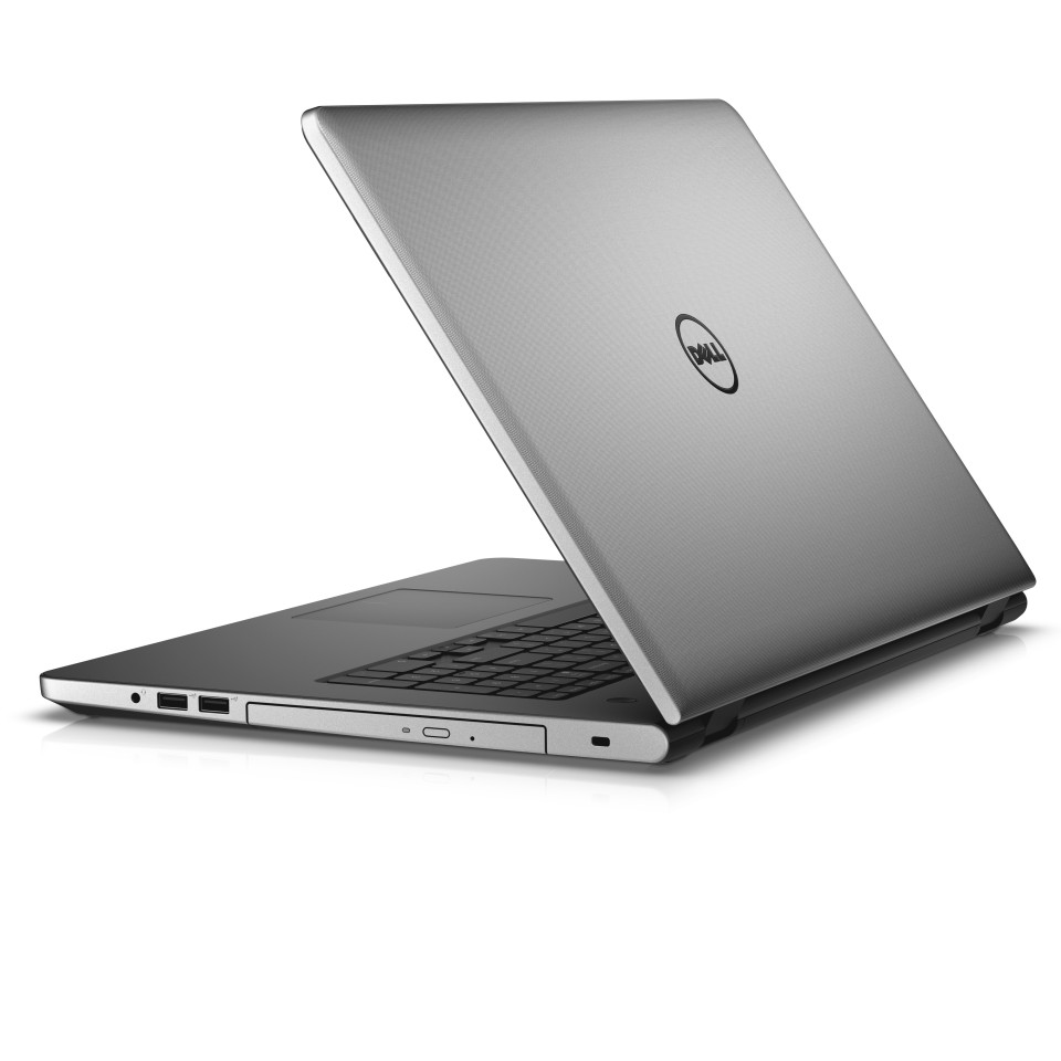 "Dell Inspiron 5759 17"" FHD Touch i7-6500U/16G/2TB/M335-2G/MCR/HDMI/USB/RJ45/DVD/W10/2RNBD/Stříbrný"