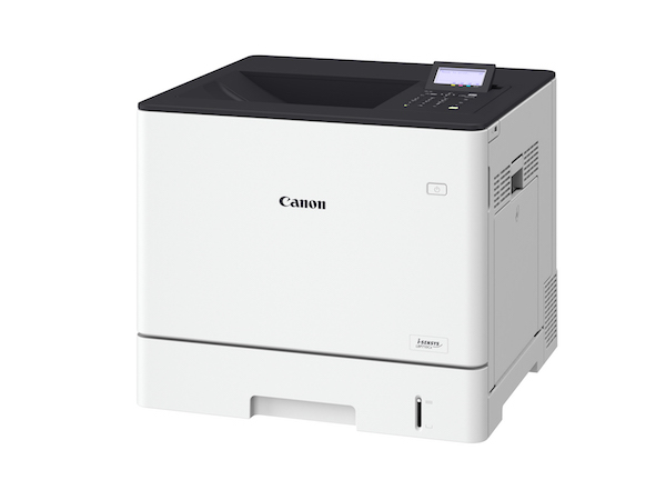 Canon i-SENSYS LBP712Cx - A4/color/LAN/Duplex/38ppm/PCL/PS3/9600x600/USB