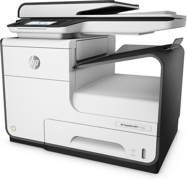 HP PageWide MFP 377dw Printer (A4, 30 ppm. USB 2.0, Ethernet, Wi-Fi, Print/Scan/Copy/Fax, Duplex)