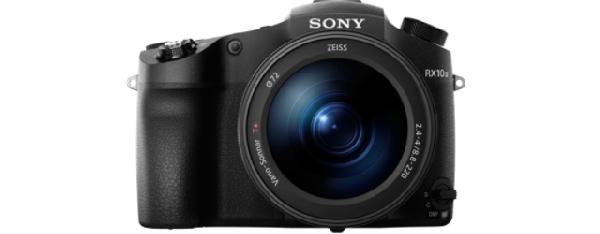 SONY DSC-RX10M3 Fotoaparát s objektivem 24–600 mm F2,4–4 se zoomem a vysokou světelností