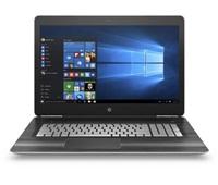 """HP Pavilion Gaming 17-ab004nc/Intel i7-6700HQ/8GB/1TB + 128 GB SSD M.2/GF GTX 960M 4GB/17,3"""" FHD/Win 10/stříbrná"""