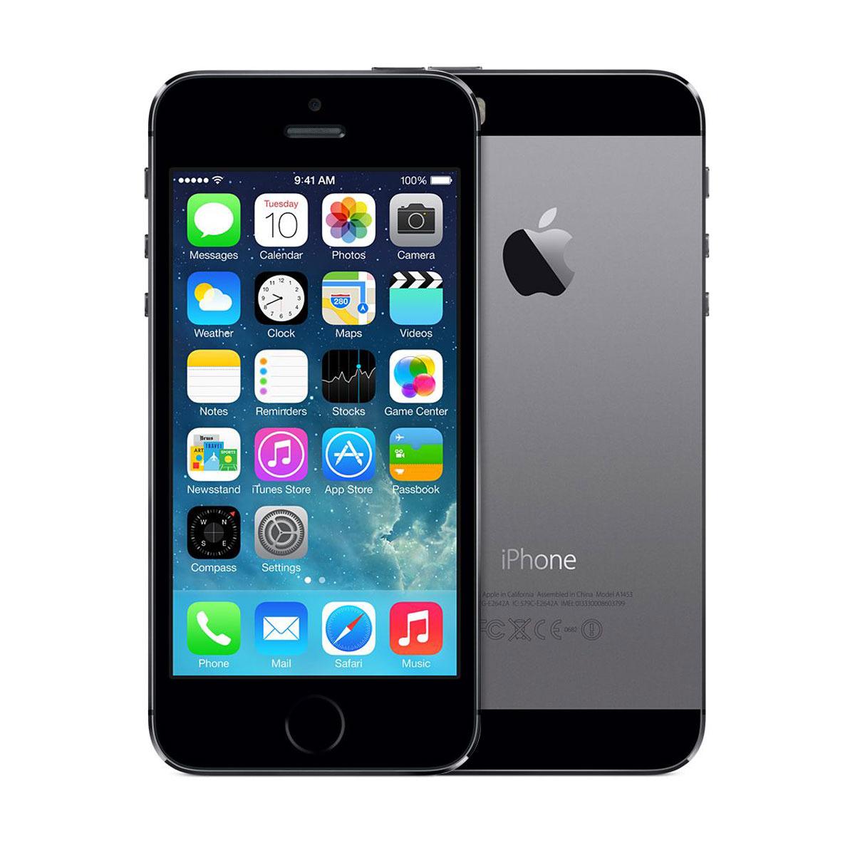 Apple iPhone 5S 16GB Space Grey použitý