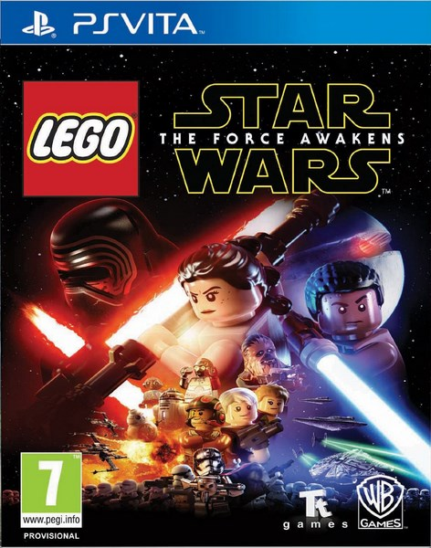 PS Vita - Lego Star Wars: The Force Awakens