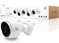 UniFi Video Camera G3 - 1080p In/Outdoor IP Cam, No PoE adapters in Set - 5 Pack