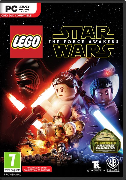 Warner Bros. PC hra LEGO Star Wars: The Force Awakens
