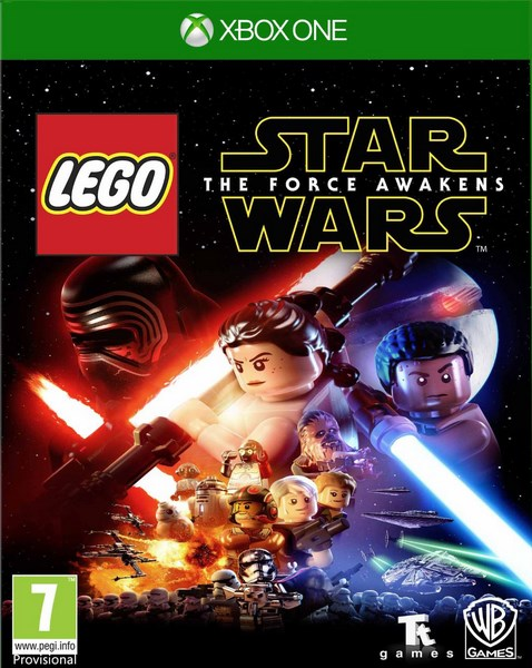 Warner Bros. XBox One LEGO Star Wars: The Force Awakens