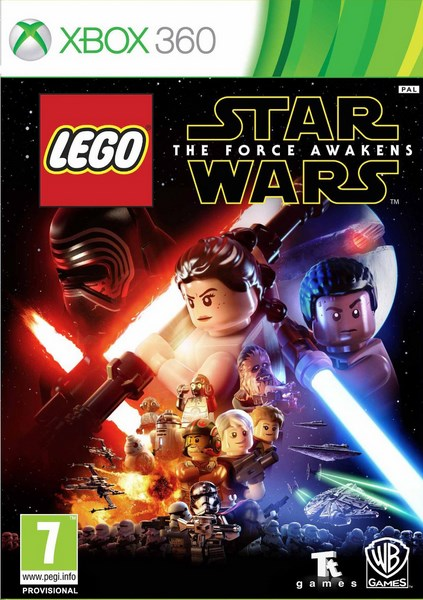 Warner Bros. XBox 360 LEGO Star Wars: The Force Awakens