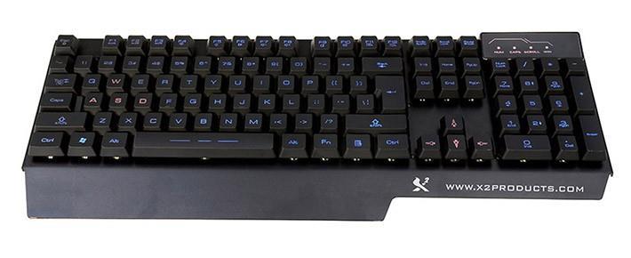 X2 gaming keyboard - MIRAGE