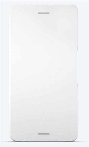 Sony Style Cover Flip SCR52 Xperia X White
