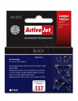 Ink ActiveJet AH-337S | black | 15 ml | HP HP 337 C9364EE