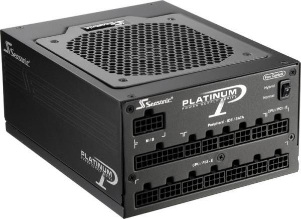 Seasonic P-1200 1200W 80 PLUS Platinum, Active PFC