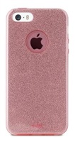 """Puro zadní kryt pro Apple iPhone 5/5s/SE """"SHINE COVER"""", růžové zlato"""