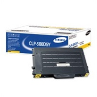 Toner (yellow) do CLP-500x/550x (5000 stran)