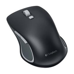 LOGITECH Wireless Mouse M560 - EWR2 - BLACK