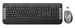 Trust Tecla Wireless Multimedia Keyboard & Mouse CZ/SK