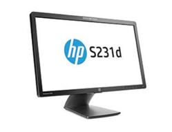 "HP EliteDisplay S231d, 23"" IPS LED, 1920x1080 FHD, 1000:1, 7ms, 250cd, VGA, DP, USB"
