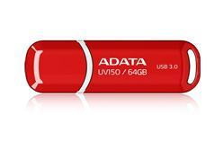 ADATA flash disk 64GB UV150 USB 3.0 červený