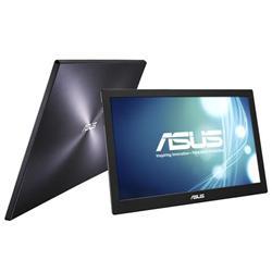 """ASUS MB168B 15,6"""" 1366x768 500:1 11ms 200cd USB3.0 černý"""