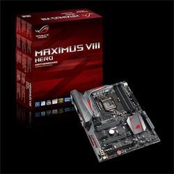 ASUS MAXIMUS VIII HERO soc.1151 Z170 DDR4 ATX 3xPCIe USB3 RAID GL iG HDMI DP