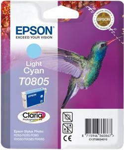 Epson atrament SP R265,R285,RX585,PX660,PX700W,PX800FW light cyan