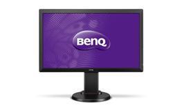 "BenQ RL2460HT 24"" LED 1920x1080 12M:1 1ms 250cd 2xHDMI DVI pivot repro cierny"