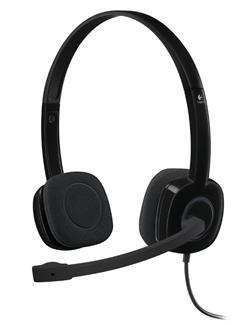 Logitech® Stereo Headset H151 – EMEA - One Plug