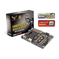 ASUS SABERTOOTH 990FX R2.0 soc.AM3 990FX ATX DDR3 4xPCIe RAID GL eSATA USB3.0
