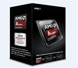 AMD A10-7860K Black Edition Kaveri (4core, 3.6GHz,4MB,socket FM2+,65W,Radeon R7 Series) Box with 95w quiet cooler