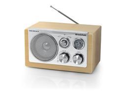 TOPCOM AudioSonic RD-1540 Retro rádio, FM/AM rádio, Aux-in, výkon 5 wattů